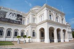 Museo Nazionale di Singapore immagine stock