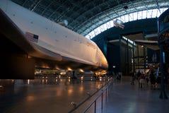 Museo nazionale di spazio & dell'aria Fotografia Stock