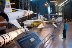 Museo nazionale di spazio & dell'aria Immagine Stock