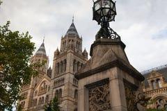 Museo nazionale di storia, Londra Immagini Stock