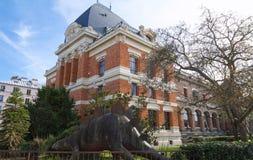 Museo nazionale di storia naturale, Parigi Il museo è stato fondato nel 1793 durante la rivoluzione francese ed ha un grande fotografie stock libere da diritti