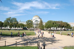 Museo Nazionale di storia naturale, Washington DC Fotografie Stock Libere da Diritti