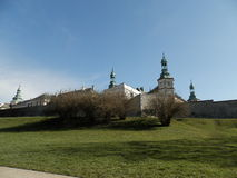 Museo nazionale in Kielce Immagine Stock Libera da Diritti