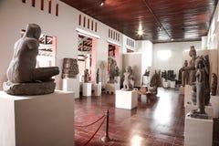Museo nazionale nella pagoda dell'argento di Royal Palace di festa dell'indipendenza della Cambogia Fotografia Stock Libera da Diritti
