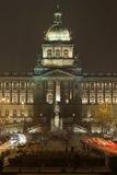 Museo nazionale Praga Immagine Stock Libera da Diritti