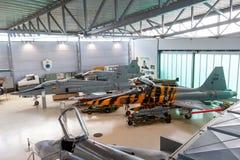 Museo noruego de las fuerzas armadas de Forsvarsmuseet fotos de archivo