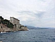 Museo oceanográfico - Mónaco Imagenes de archivo