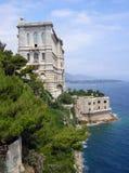 Museo Oceanografico Monaco Immagini Stock Libere da Diritti