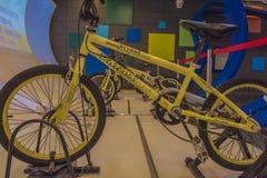 Museo olímpico de la juventud de Nanjing Foto de archivo libre de regalías