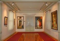 Museo in Oriente fotografia stock