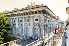 Museo palazzo reale in Genoa,Italy Stock Image