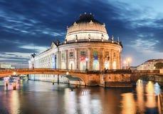 Museo presagiado, Berlín, Alemania fotos de archivo