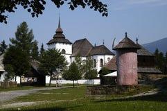 Museo Pribylina Fotografía de archivo libre de regalías