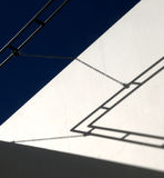 Museo que construye #4 abstracto Fotografía de archivo