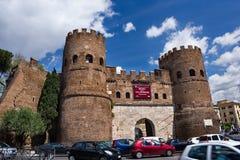 Museo Roma Italia de Ostiense Imagen de archivo