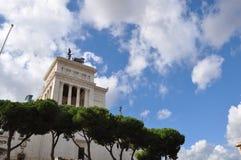 Atlar of the Fatherland - Rome, Italy Royalty Free Stock Photos
