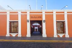 Museo Santuarios Andinos fotografia de stock royalty free