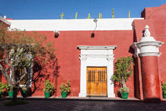 Museo Santuarios Andinos Stock Photography