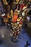 Museo Seattle di EMP del materiale illustrativo Immagini Stock Libere da Diritti
