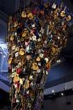 Museo Seattle di EMP del materiale illustrativo Fotografie Stock