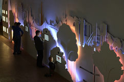 Museo Slesiano, Katowice Immagini Stock Libere da Diritti