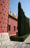 Museo-Teatro di Dali, Figueres Immagini Stock