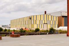 Museo titanico, Belfast, Irelnad nordico Fotografie Stock Libere da Diritti