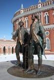 Museo Tsaritsyno. El monumento al arquitecto Foto de archivo libre de regalías