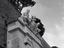Museo Vaticani Foto de archivo libre de regalías