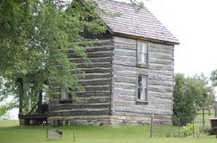 Museo vivo de la historia de Shoal Creek Foto de archivo libre de regalías