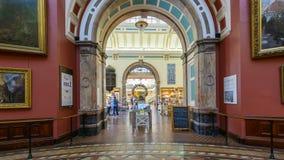 Museo y Art Gallery Indoor C de Birmingham imagen de archivo