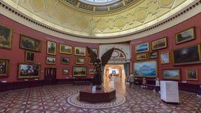 Museo y Art Gallery Indoor A de Birmingham fotos de archivo