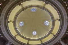 Museo y Art Gallery Indoor de Birmingham I fotografía de archivo