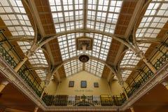 Museo y Art Gallery Indoor F de Birmingham foto de archivo