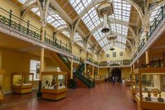 Museo y Art Gallery Indoor G de Birmingham fotografía de archivo