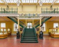 Museo y Art Gallery Indoor H de Birmingham fotos de archivo libres de regalías