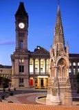 Museo y galería de arte, Birmingham, Inglaterra. Foto de archivo