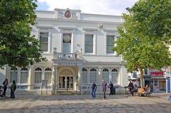 Museo y mercado de Basingstoke Foto de archivo libre de regalías