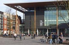 Museo y reconstrucción del Frisian en Leeuwarden Fotografía de archivo libre de regalías