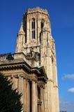 Museo y universidad de Bristol Imágenes de archivo libres de regalías