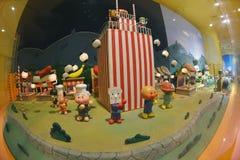 Museo Yokohama de Anpanman Foto de archivo