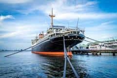 Museo Yokohama del maru de Hikawa Fotos de archivo