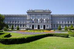 Museo Zagreb Croatia de Mimara foto de archivo