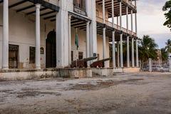 Museo Zanzibar Fotografia Stock