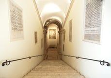 Museos de Capitoline en Roma, Italia Imagen de archivo