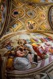 Museos de Italia, Roma, vatican Fotografía de archivo