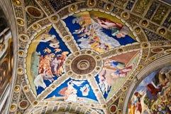Museos del Vaticano Foto de archivo libre de regalías