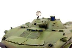 Museruola del veicolo da combattimento disperso nell'aria Fotografie Stock Libere da Diritti