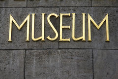 Museu Fotos de Stock Royalty Free