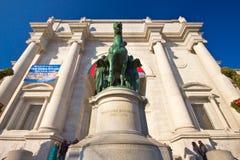 Museu americano da história natural NYC Imagem de Stock